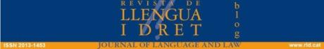 Llengua i dret blog